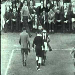 On this day in 1961: Benfica beat Barcelona 3-2 on the European Cup Final, the match that meant the introduction and regulation of cilindric goalposts around Europe after Barcelona hit the post 4 times that match.