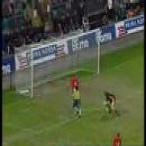 On this day, Norway got its first win over champions Brazil 4-2 in a friendly full of great goals