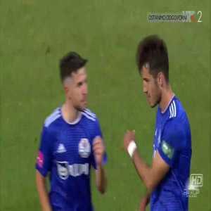 Slaven Belupo 1-0 Lokomotiva Zagreb - Bruno Goda 6' (great goal)
