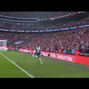 On May 2016, Jesse Lingard score the winning goal in extra time to help Man Utd secure their first FA Cup trophy in more than a decade