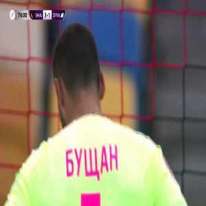 Shakhtar Donetsk 3 - 1 Dynamo Kyiv 74' Marcos Antonio