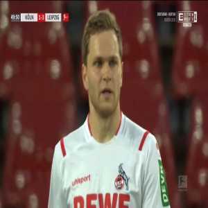 FC Köln 1-[3] RB Leipzig - Timo Werner 50'