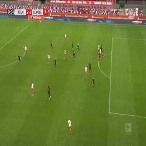 FC Köln [2]-3 RB Leipzig - Anthony Modeste 55'