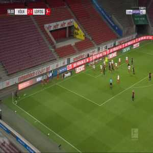 FC Köln 2-[4] RB Leipzig - Dani Olmo 57'