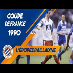 30 years ago, Montpellier won the Coupe de France with a team led by Laurent Blanc, Eric Cantona and Carlos Valderrama