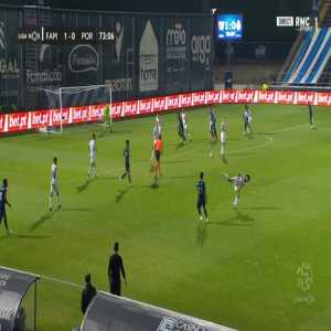 Famalicao 1-[1] FC Porto - Jesus Manuel Corona 74'