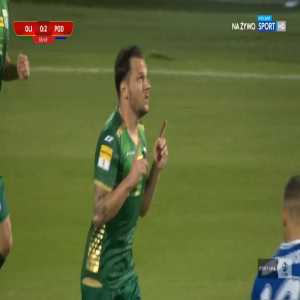 Olimpia Grudziądz [1]-2 Podbeskidzie Bielsko-Biała - Ricky van Haaren 67' (Polish I liga)