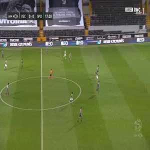 Vitoria Guimaraes 0-1 Sporting - Andraz Sporar 18'