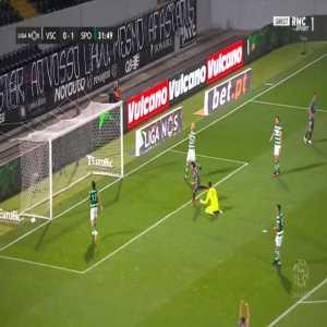 Vitoria Guimaraes [1]-1 Sporting - Joao Carlos Teixeira 32'