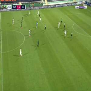Denizlispor 1-[5] Besiktas - Abdoulay Diaby 78'