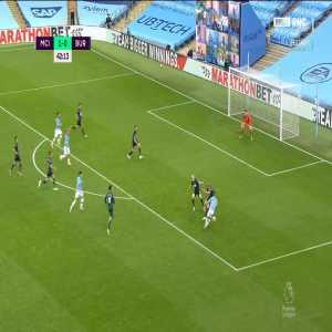 Manchester City [2] - 0 Burnley - Mahrez 43'