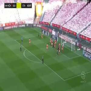 Benfica 0-1 Santa Clara - Anderson Carvalho 44'