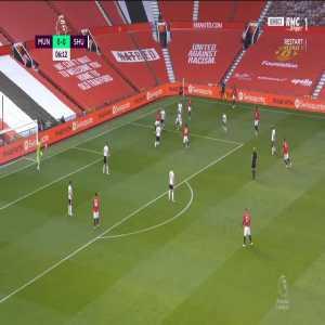 Manchester United [1] - 0 Sheffield Utd - Martial 7'