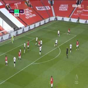 Manchester United [2] - 0 Sheffield Utd - Martial 44'