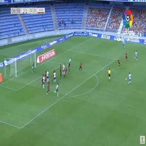 Tenerife 1-0 Mirandes - Aitor Sanz 7'