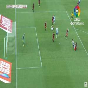 Tenerife 2-0 Mirandes - Luis Milla penalty 14'