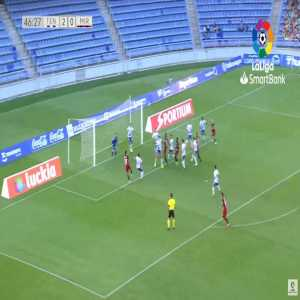 Tenerife 2-[1] Mirandes - Marcos Andre 47'