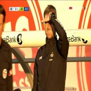 Birger Meling (Rosenborg) red card vs. Bodø/Glimt (52')