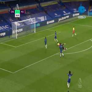 Sterling miss vs Chelsea