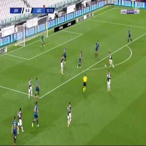Juventus 1-0 Lecce - Paulo Dybala 52'