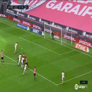Athletic Bilbao 2-1 Mallorca - Ante Budimir penalty Goal