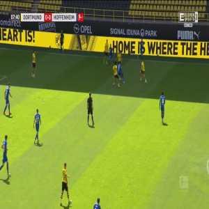 Borussia Dortmund 0-1 Hoffenheim - Andrej Kramarić 8'