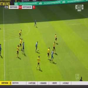 Borussia Dortmund 0-3 Hoffenheim - Andrej Kramarić 48' hat-trick