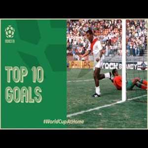 #Mexico70 | Top 10 Goals