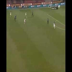 Totti Epic Goal Inter-Roma 2-3 26/10/2005