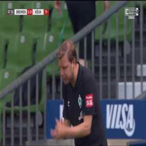 Werder Bremen 5-0 FC Köln - Yuya Osako 58'