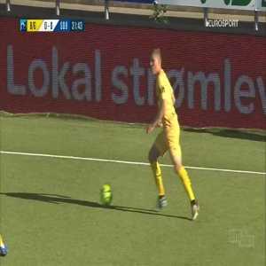 Bodø/Glimt 1-0 Sarpsborg 08 - Jens Petter Hauge 32'