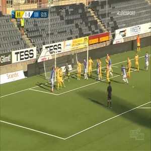 Bodø/Glimt 1-[1] Sarpsborg 08 - Ole Jørgen Halvorsen 54'