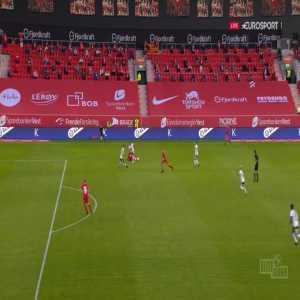 Brann 1-[2] Rosenborg - Carlo Holse 90'