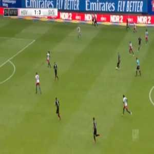 Hamburger SV 1-[4] Sandhausen - Mario Engels 89'