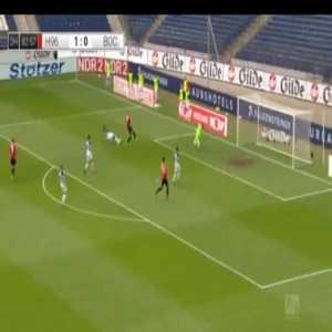 Hannover 2-0 Bochum - Marvin Ducksch 84'