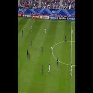 Inzaghi Goal Czech Republic-Italy 0-2 22/06/2006