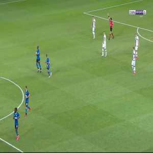Juraj Kucka (Parma) red card against Inter 85'