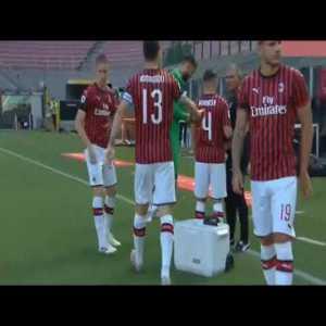 Milan vs Roma Goals and Highlights