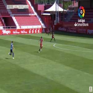 Mirandes 0-1 Almeria - Valentin Vada 1'