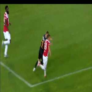 Sivasspor 0-2 Kayserispor - Bernard Mensah penalty 83'
