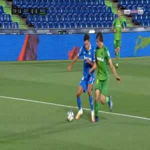 Getafe 1-0 Real Sociedad - Jaime Mata penalty 20'