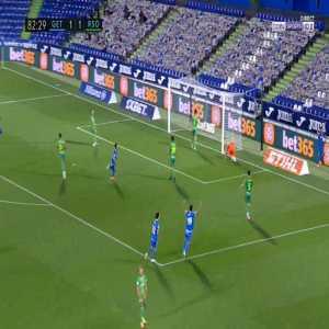 Getafe [2]-1 Real Sociedad - Jaime Mata 83'