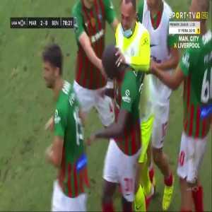 Maritimo 2-0 Benfica - Rodrigo Pinho 79'