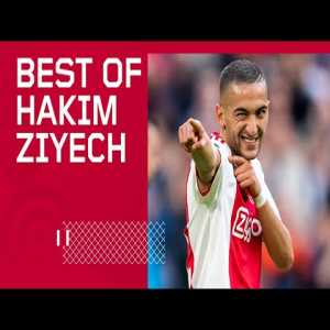 Ajax Official youtube channel just posted these highlights of Ziyech's career at Ajax. I wish him all the best at Chelsea and hope he can amaze the crowds overthere as much as he amazed us.