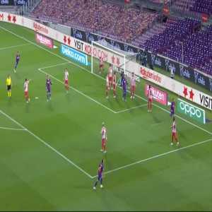 FC Barcelona [1] - 0 Atlético Madrid - Costa OG 11'