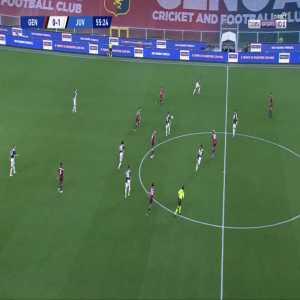 Genoa 0-2 Juventus - Cristiano Ronaldo 56'