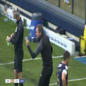 Leeds United 0-1 Luton: Cornick 50'