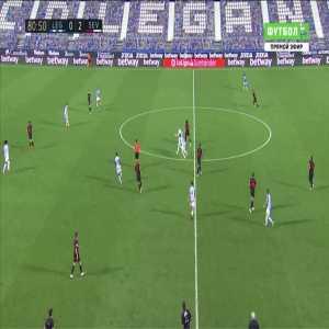 Leganes 0-3 Sevilla - Munir El Haddadi 82'