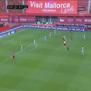 Mallorca [4]-1 Celta Vigo - Ante Budimir 52'