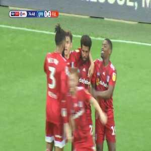 QPR 1-[2] Fulham: Christie 75'
